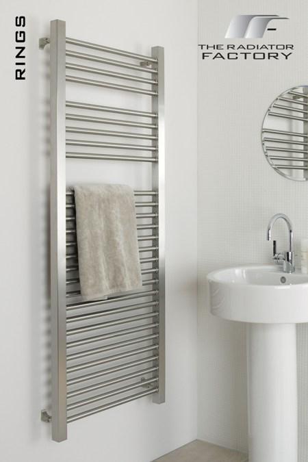 Rings Stainless Steel Towel Rail-0