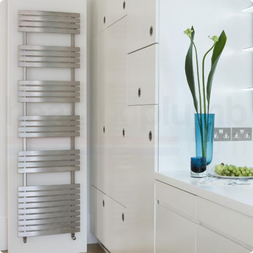 Siesta Stainless Steel Towel Rail-0
