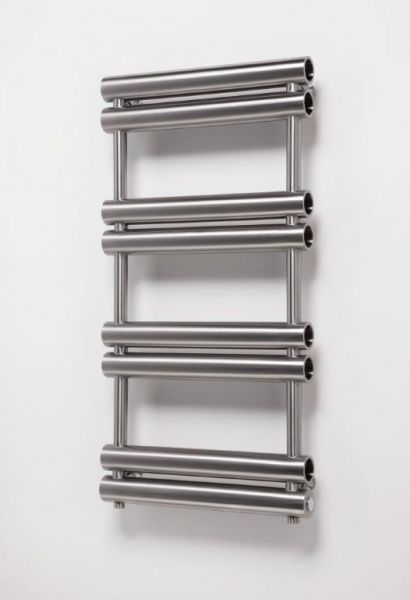 Tubo Stainless Steel Towel Rail-0