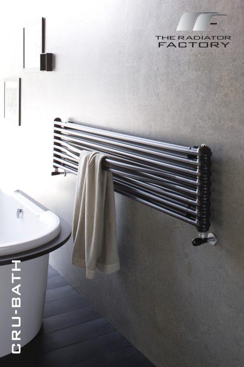 CRU-BATH TOWEL RAIL-1628