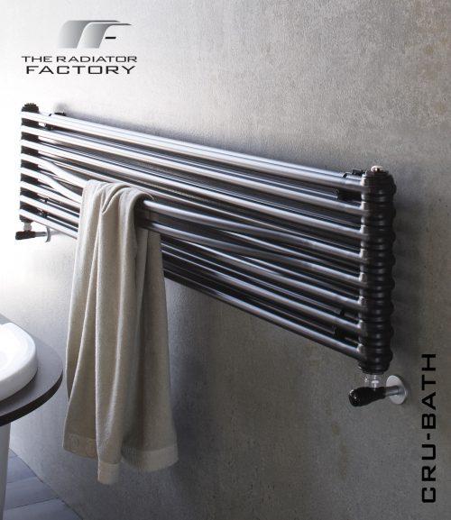 CRU-BATH TOWEL RAIL-0