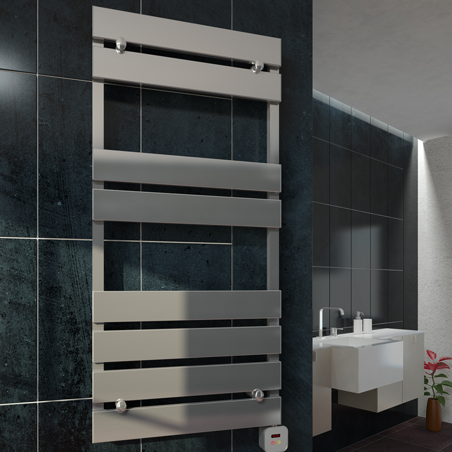 Ultraheat eco-friendly Aluminium designer Towel Radiator