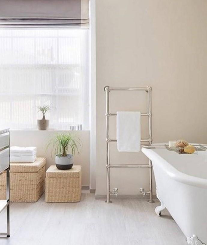 fletching heated towel rail radiator