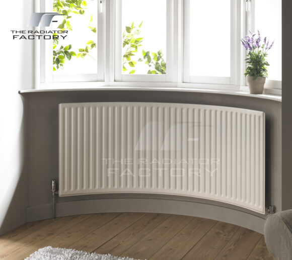 RTC – ROUND TOP CURVED radiator positioning